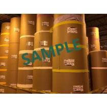 Solid Color Broke Roll Product, 81 Tons Total, Jackson, AL