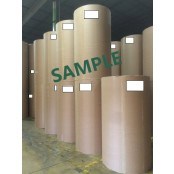 Coated 2.8 Joblot Super Cal Roll Product, 21 Tons Total, Indianapolis, IN